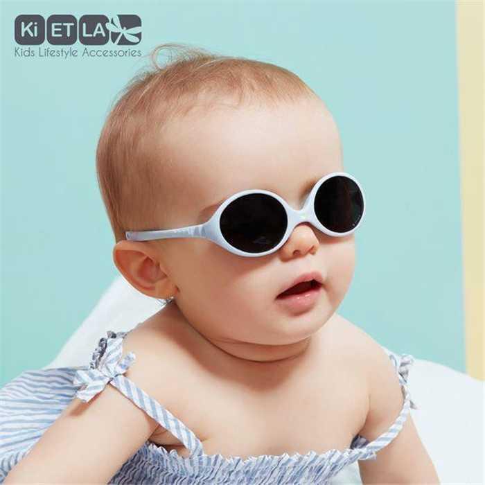 pas cher détaillant acheter pas cher Lunette de soleil bébé - Diabola 0-18 mois ciel